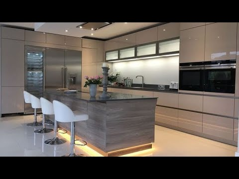 120 Modular kitchen designs catalogue 2020 ideas - YouTube