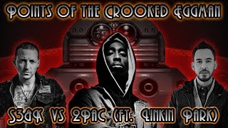 points of the crooked eggman sonic 3 vs 2pac ft linkin park