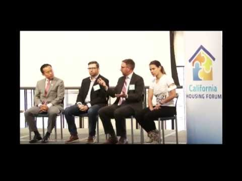 California Housing Forum: First panel