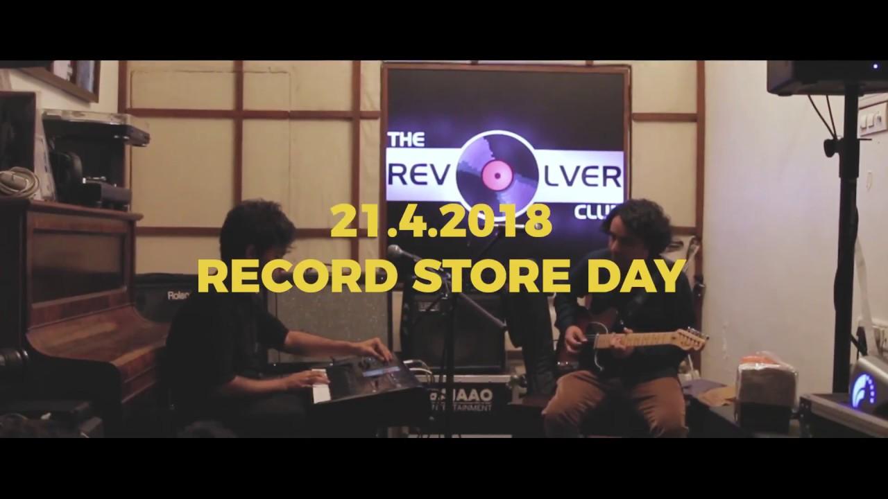 The Revolver Club | Vinyl, Turntables, Hi-Fi Speakers, Home