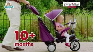 Dětská tříkolka Recliner Infinity 5v1 smaTrike Bla