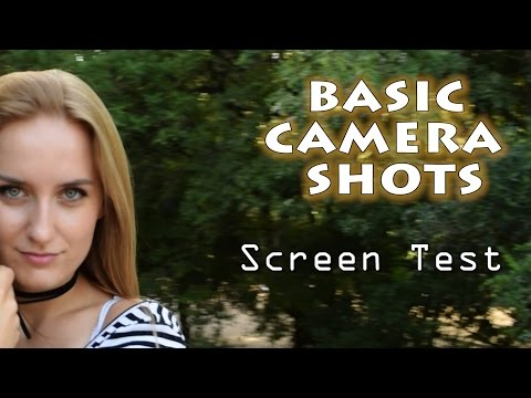 Camera Shots For Filmmaking