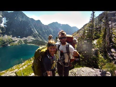 Backpacking Glacier: Gunsight to Lake McDonald