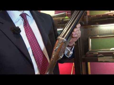 William Evans Pall Mall shotgun