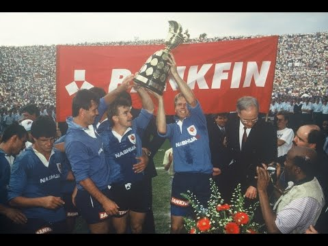 Northern Transvaal Rugby - Currie Cup Finals 1987 to 1991