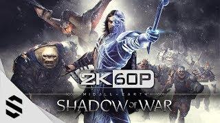 【中土世界:戰爭之影】全章節電影剪輯版(中文字幕) - PC特效全開2K60FPS劇情電影 - Middle-Earth:Shadow of War  - 中土世界:战争之影  - 最強2K無損畫質