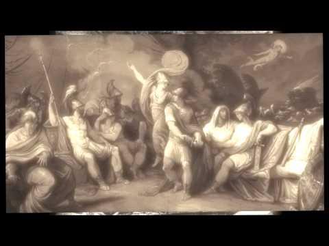 Iliade,  Libro I, 1-34 - mainikka