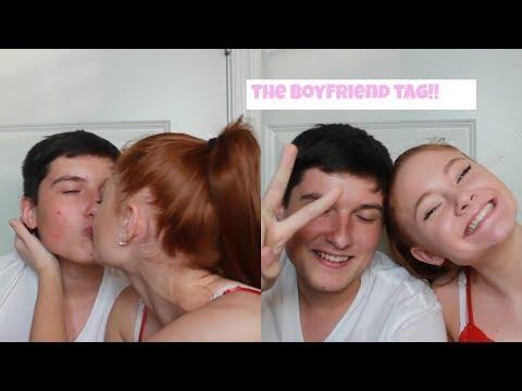 THE BOYFRIEND TAG!