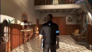 Detroit: Become Human O início de gameplay