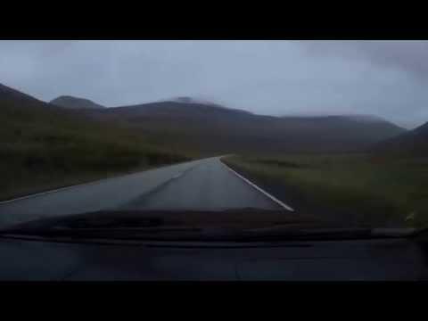 Faroe Islands - Tórshavn Toftir (timelapse)