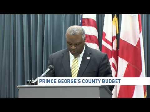 Prince George's County budget