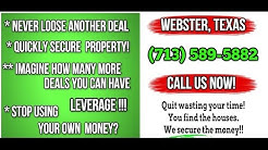 Bridge Loan Webster Texas (713) 589-5882 Residential Bridge Loans