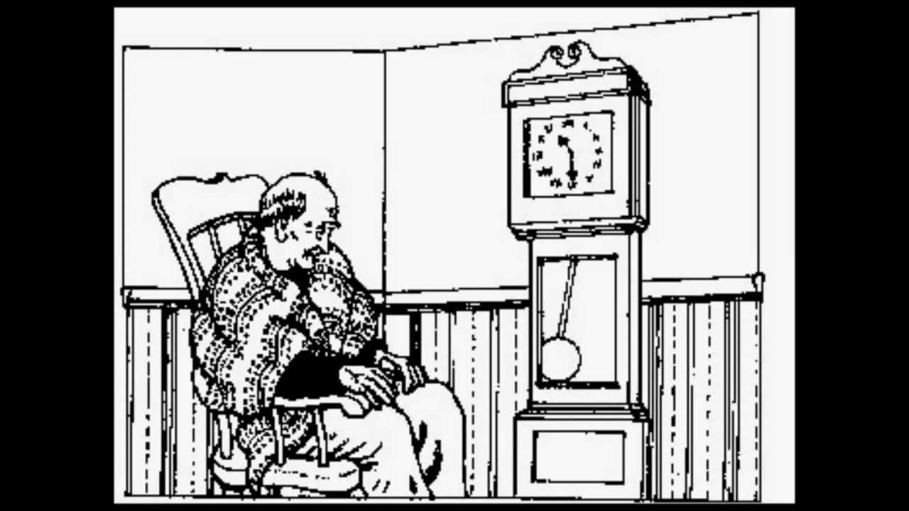 My Grandfather's Clock