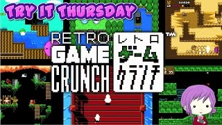 Try it Thursday | Retro Game Crunch