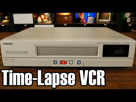 The Time-Lapse VCR