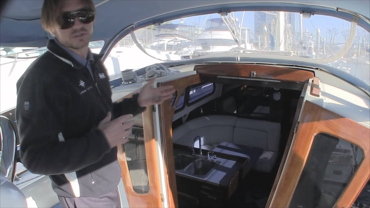 Islander Freeport 36 For Sale In San Diego By Ian Van Tuyl