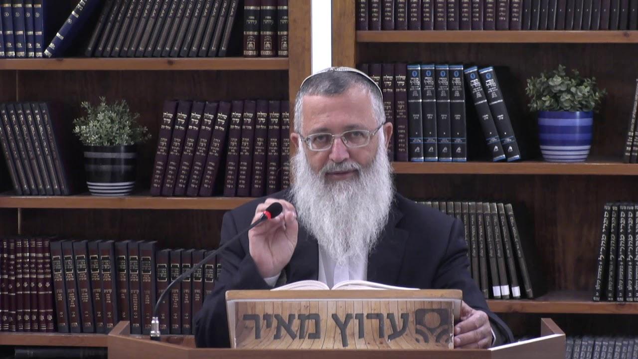 פלא יועץ - הסח דעת | הרב מרדכי ענתבי