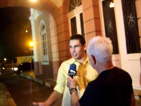 Tio Adão entrevista Daniel Mazzaro