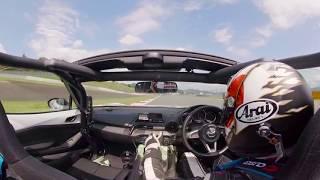 【VR動画】大迫力でドキドキ! VRでカーレースのドライバー体験をしてみよう!(MAZD