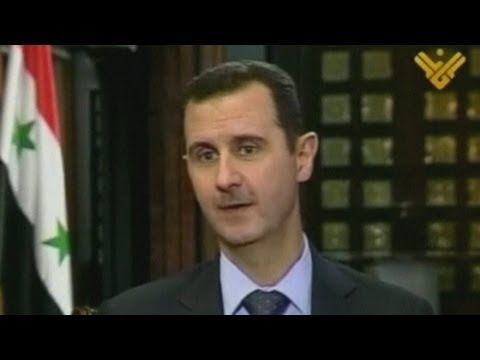 Syria President Bashar Al-Assad: I will honour weapons deals with Russia