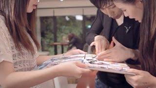 Yif Magic 隔空取出冰淇淋 [官方HD] Ice Cream Production from a Menu