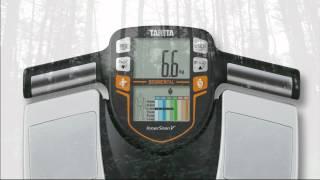 видео Анализатор состава тела Tanita RD-545