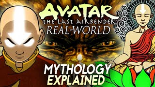 Avatar: The Last Airbender - Real World Culture & Mythology Explained!