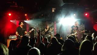 Prong - Ultimate Authority - live Budapest A38 - 2020.02.20.