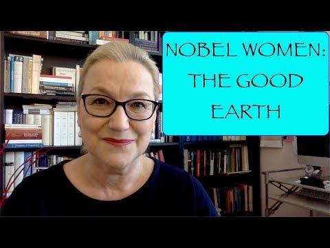 NobelWomen#4: The Good Earth