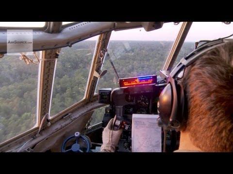 Lockheed C-130 Hercules - Mosquito Aerial Spray Mission