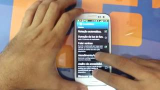 Como desativar o Talk back do seu Android
