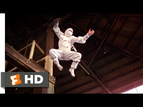 Enter the Ninja (1981) - Cole's Killing Spree Scene (11/13) | Movieclips