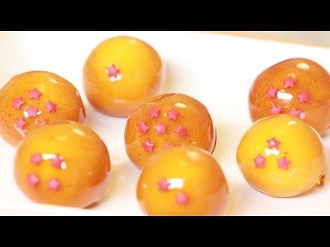 DRAGON BALL Z CREME BRULEE CAKEBALLS - NERDY NUMMIES
