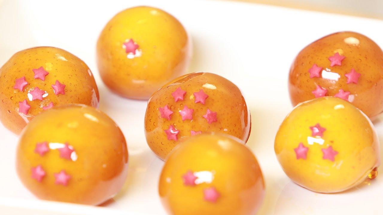 Easy Dragon Ball Z Cake