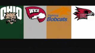 Stand up and Cheer (Fight song of Ohio, WKU, Montana St. and SEMOST)
