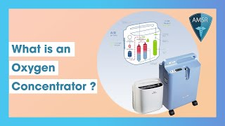 How An Oxygen Concentrator Works