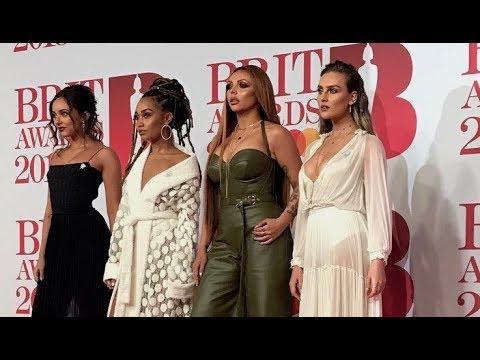 Little Mix Brits 2018 Interview