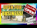 OPEN FOR BUSINESS - GTA 5 Online Funny Moments