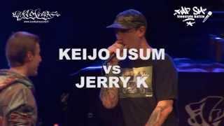 RAP SM 2015 2.kierros - Keijo Usum vs Jerry K