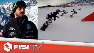 Il codice dello Snowboardcross