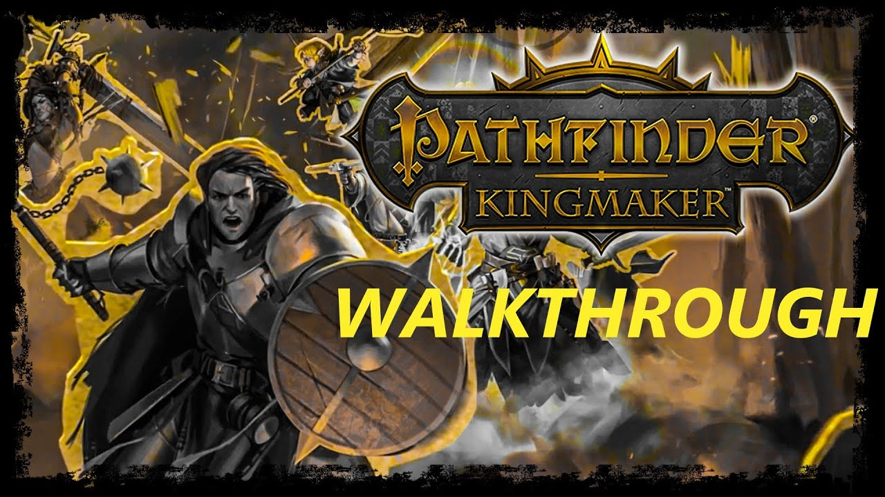 Pathfinder: Kingmaker (Computerpiel) - Seite 2