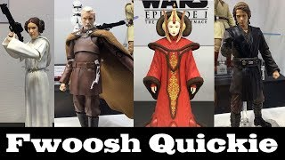 Quickie! S.H. Figuarts Star Wars at Tokyo Comic Con 2017