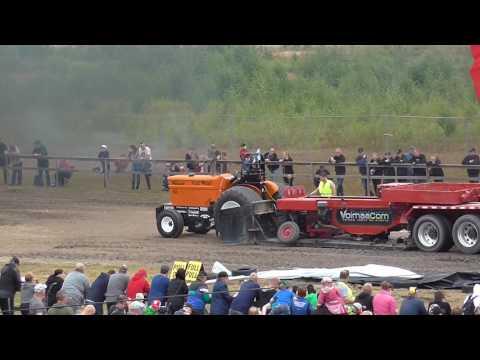 Videokooste Tractor Pulling Finland Kalajoki 19.8.2017