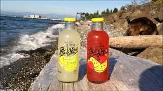 Calypso (natural Lemonade Vs Strawberry Lemonade) Review