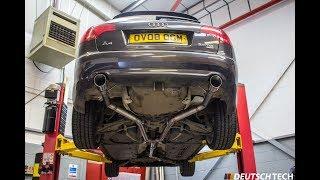 DPF Diesel Particulate Exhaust Filter Fits Audi A4 B6 // B7 2.0 TDI #2