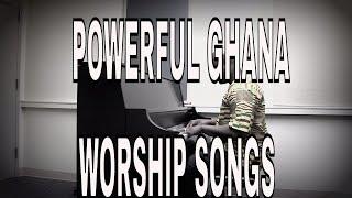 Ghanaian worship piano (Kay Benyarko Style)