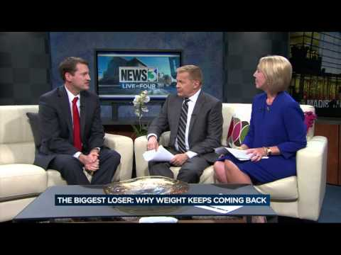 Doctor talks about losing weight, keeping it off