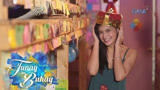 Tunay na Buhay: Bianca Umali, ikinuwento kung paano siya itinaguyod ng kanyang lola