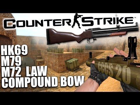 Cut Content of CS:GO - Grenade Launchers - CCCS#20
