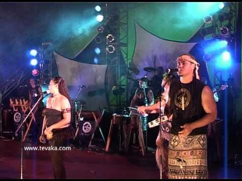 TE VAKA - TE HIVA (Live)
